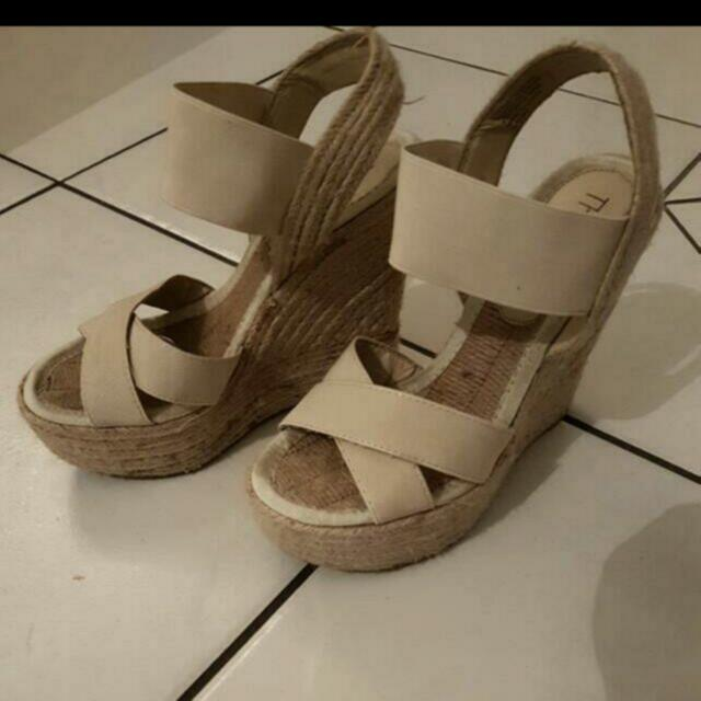 Therapy Espadrill Wedges