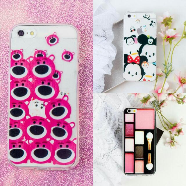Tsumtsum, Lotso, Beauty Softcase