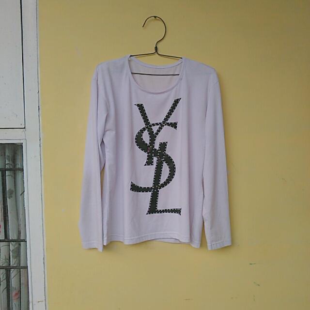 "Tumblr ""YSL"" Longshirt"