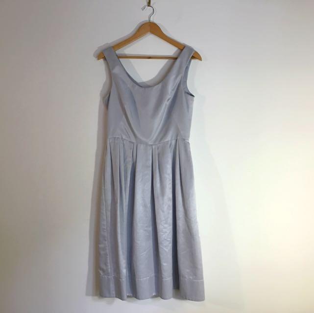 Veronica Maine Day Dress Sz 12.