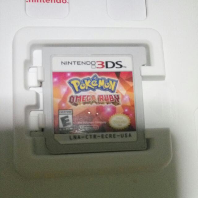 Pokemon Omega Ruby Trading For Monster Hunter Generations