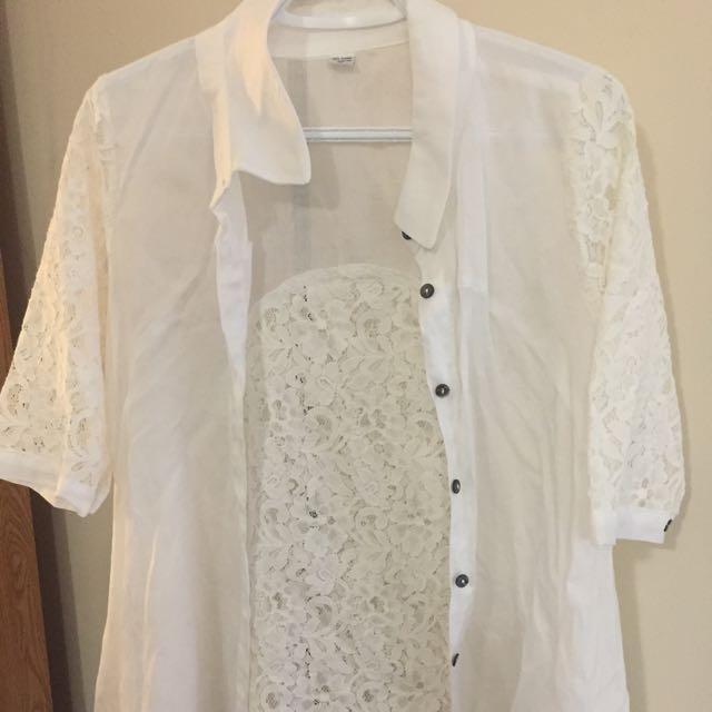 Whit Shirt