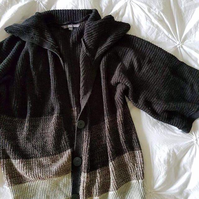 Winter Coat Jumper Cardigan