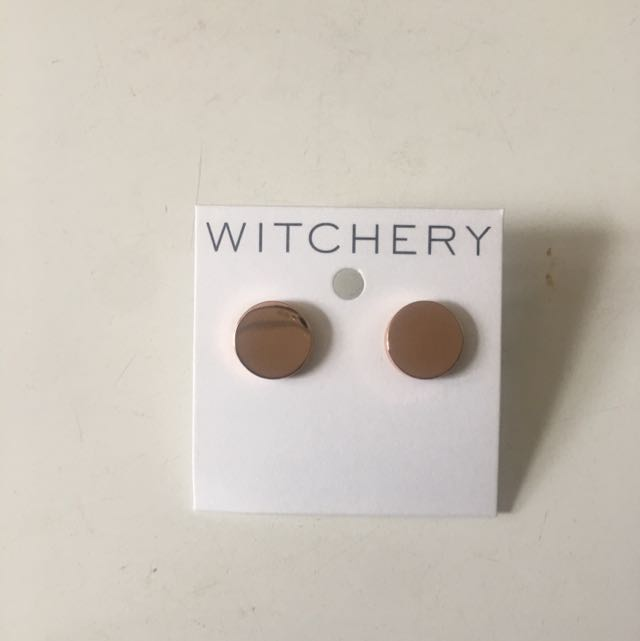 Witchery Studs - Brand New