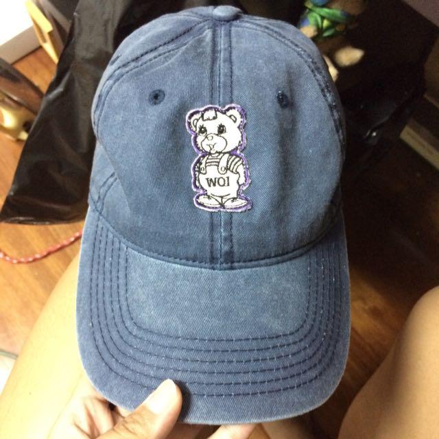 WOI熊熊老帽