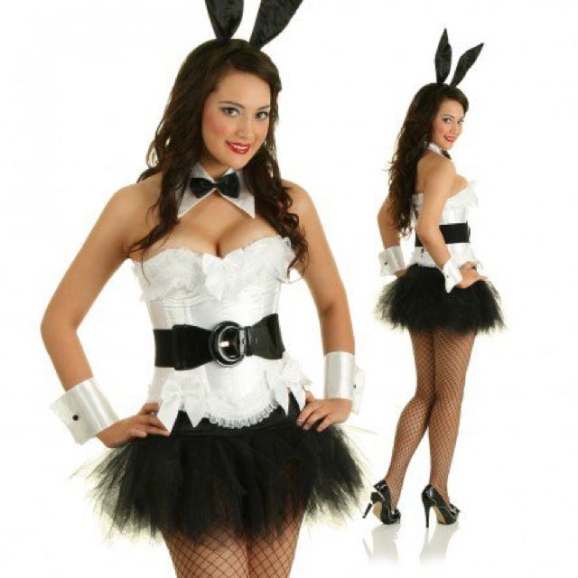 Womens Bunny Rabbit Costume