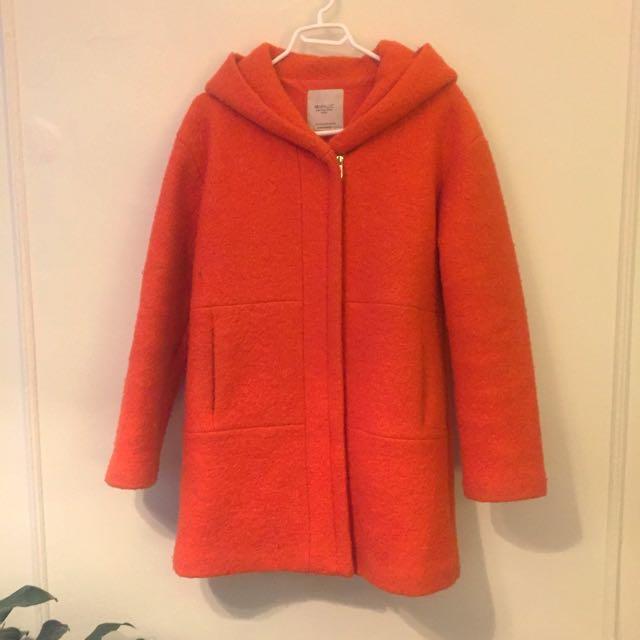 Zara Duffel Coat