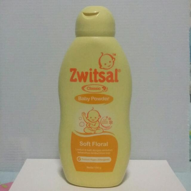 SPECIAL Bundle Sale ZWITSAL CLASSIC BABY POWDER 2 For $2.50 100g (size can be used