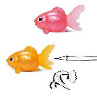 FlyingTiger金魚造型削鉛筆