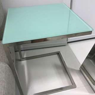 Side Table Move Out Sale