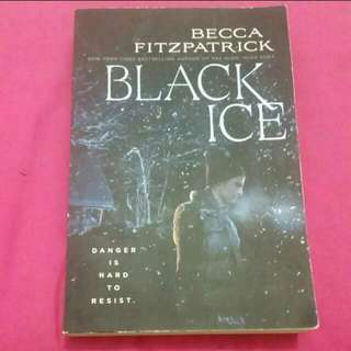 Black Ice By Becca Fitzpatrick [REPRICED]