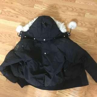 Black Moose Knuckle Bomber