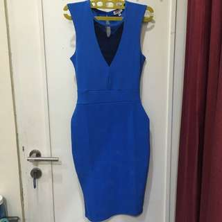 Glamour Sexy Midi Dress