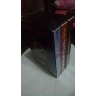 Hunger Games Trilogy Boxset by Suzanne Collins