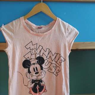Minnie Mouse Tshirt