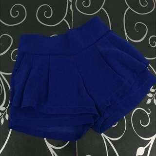 Preloved Jellybean Blue Shorts