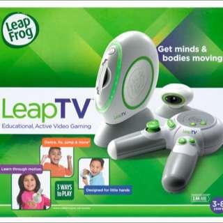 Leap Tv  Console