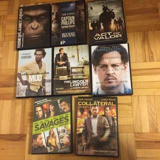 MOVIES All For $20