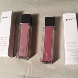 (PENDING) JOUER LONG WEAR LIP CREME