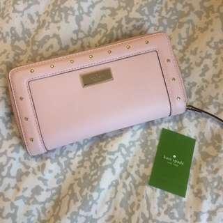 New Pink Kate Spade Wallet