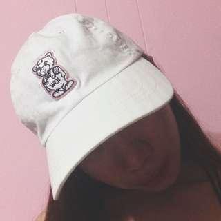 🚚 WOI小熊帽