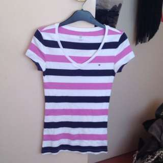 Tommy Hilfiger Top Sz Xs