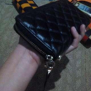 Genuine Leather Long Wallet (Bo Derek)