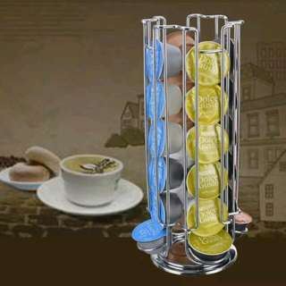 Coffee Pod Holder 32 Capsule