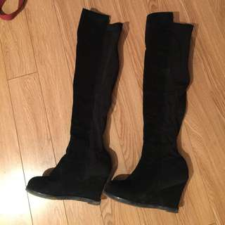 Stuart Weitzman Over-knee Boots