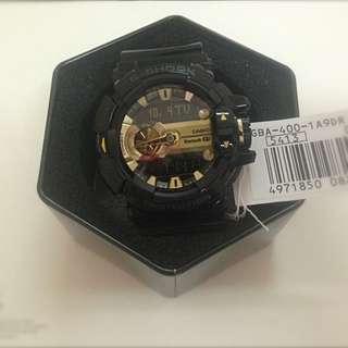 Gba4001a9 Gshock Gba400-1a9 Xmas Best Gift 20bar Gba400 Price Drop Gmix Bluetooth