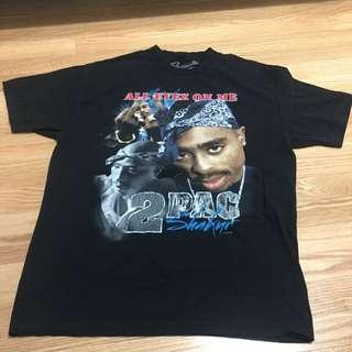 """2Pac """"All Eyez On Me"""" T-Shirt"""