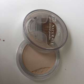 Loreal Mineral powder