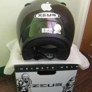 ZEUS Half Face Helmet