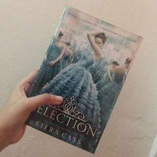 The selection Book
