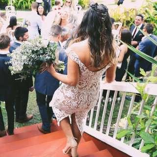 OneHoney: Sz 12 Bridesmaid Races Semi Formal Cocktail dress