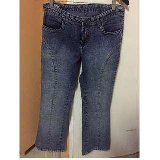 Jeans (brand: Bench) waist 31