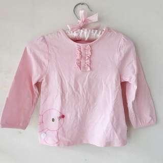 Mothercare Bunny Shirt