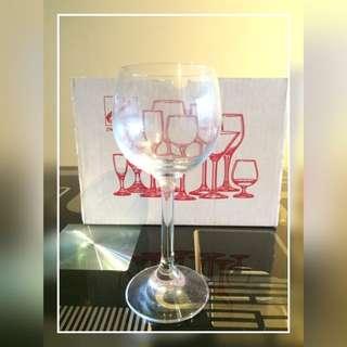 🍷 Wine Glasses 6 Pack 🍾