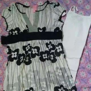 Dress With Camisole