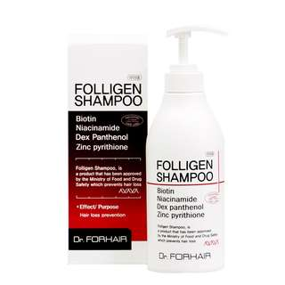 Dr.FORHAIR FOLLIGEN SHAMPOO 300ML