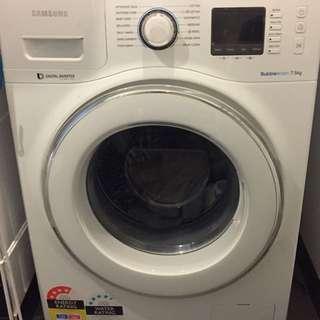 Samsung 7.5kg Bubble Wash