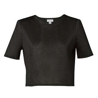 Witchery Thick Mesh Top