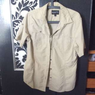 Size 12 'Wild Country' Khaki Shirt