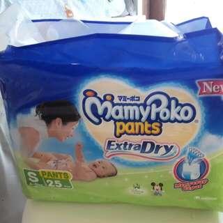 Mamy Poko Extra Dry Pants S