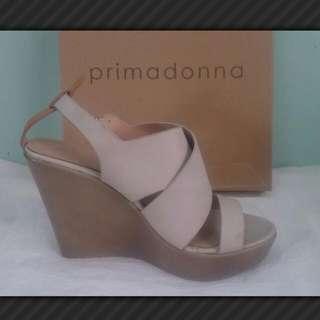 Primadona Wedge Sandals