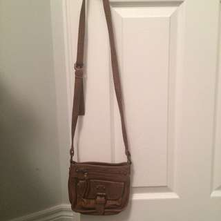 Garage Crossbody Purse