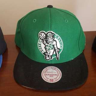 Boston Celtics Snap back