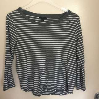 Cos Striped Shirt Size S