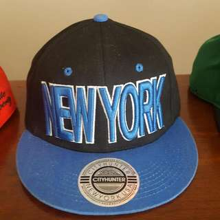 NEW YORK SNAP BACK