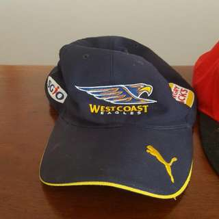 West Coast Eagles Hat
